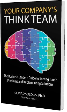 Your Company's Think Team book